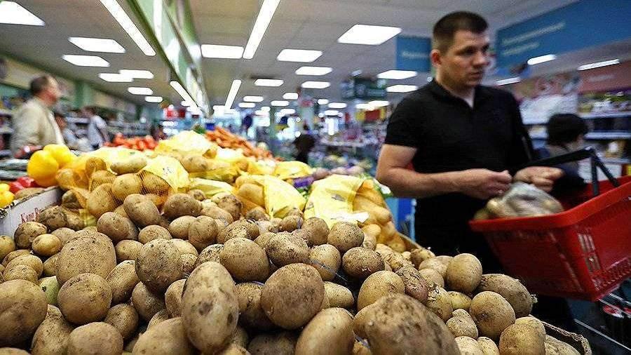 Россия пока не добилась нужного уровня самообеспеченности продовольствием