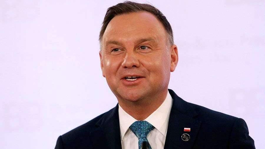 В Польше раскритиковали Дуду за слова о превосходстве над русскими