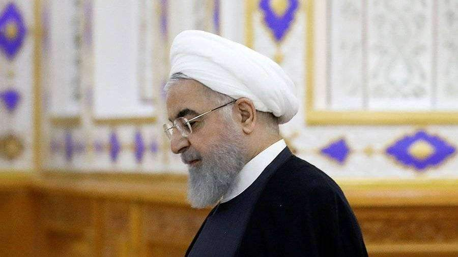 Rouhani declared Iran's unwillingness to fight with anyone