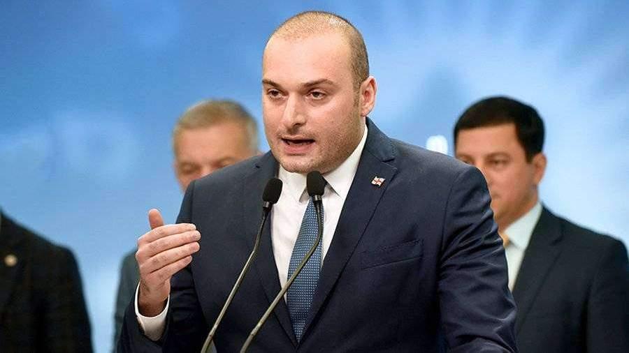 Премьер Грузии предложил России обсудить отношения двух стран