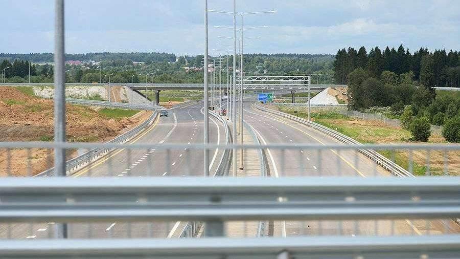 «Автодор» открыл движение по участку платной трассы М11 от Клина до Твери