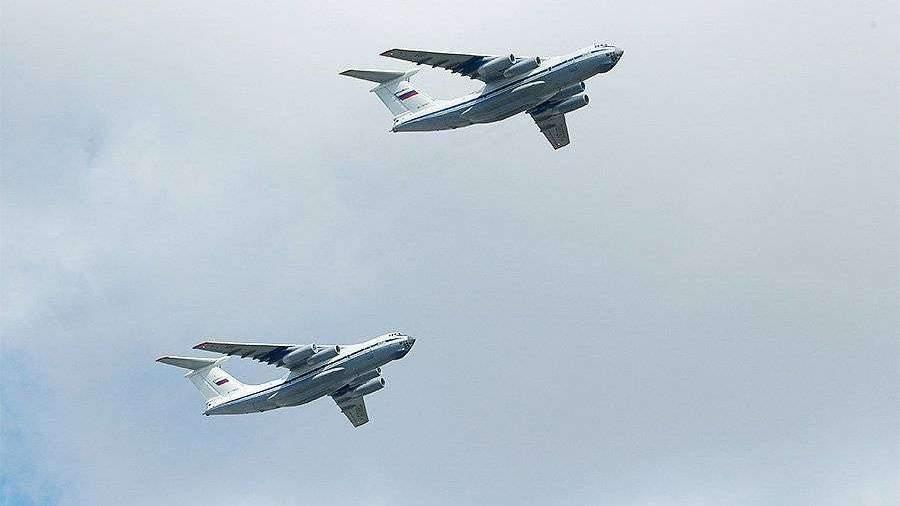 Россия представит на МАКС-2019 новейшие модификации Ил-76 и Ил-78