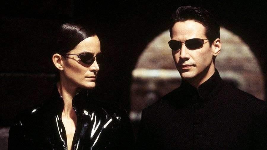 Киану Ривз и Кэрри-Энн Мосс сыграют Нео и Тринити в «Матрице 4»