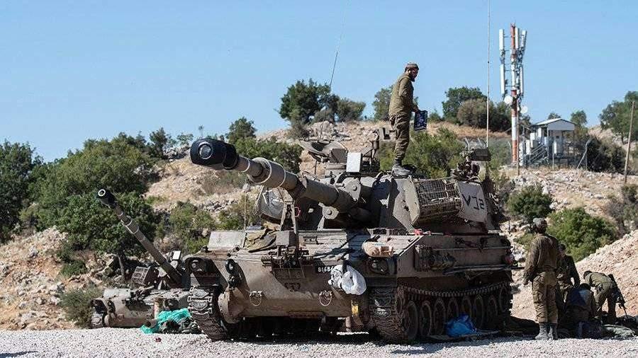 Иран пригрозил Израилю ответственностью за агрессию к Сирии и Ливану