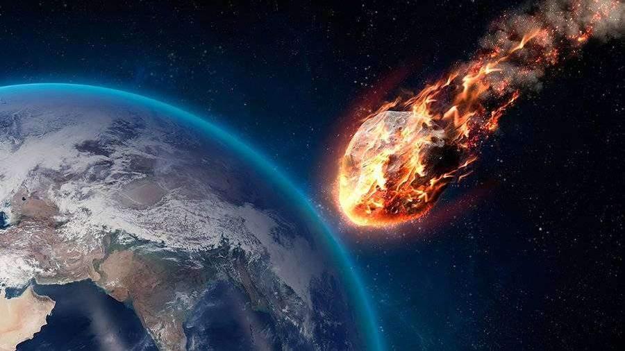 Специалисты NASA зафиксировали приближающийся к Земле астероид.