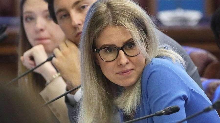 Прокуратура вынесла предостережение Соболь в связи с акцией 3 августа