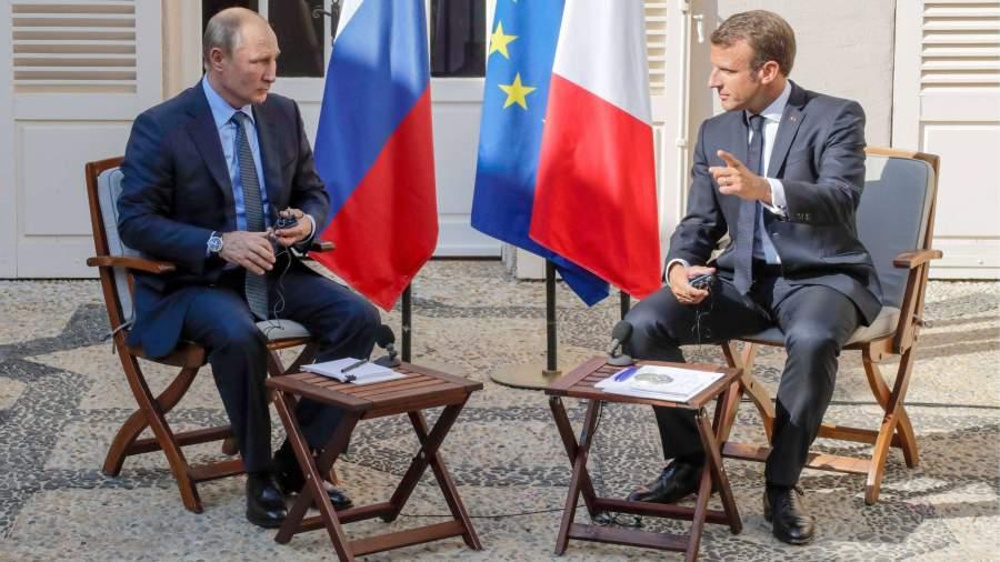 Путин отметил «осторожный оптимизм» в контактах с Зеленским