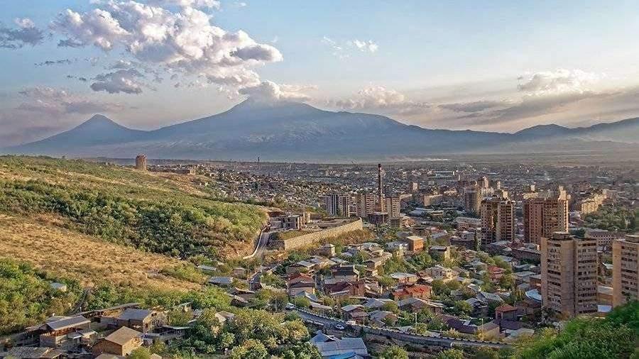 Армения стала самым популярных заграничным направлением среди россиян