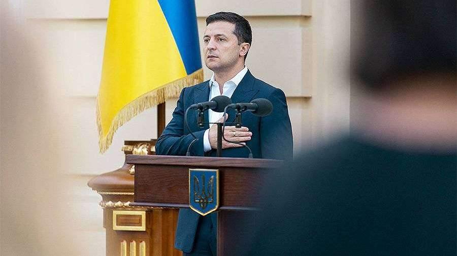Ukraine's Zelensky signs impeachment bill