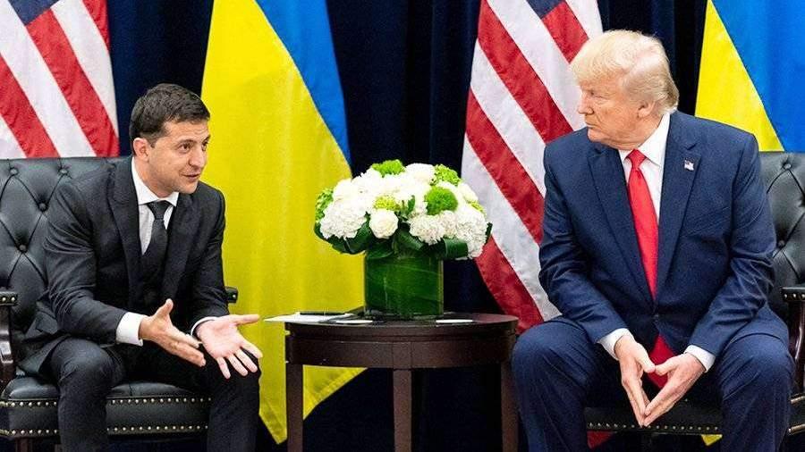 В Госдуме подвели итоги встречи Зеленского и Трампа | Новости ...