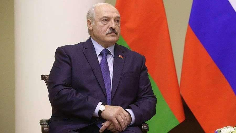 Лукашенко пригласили посетить Крым