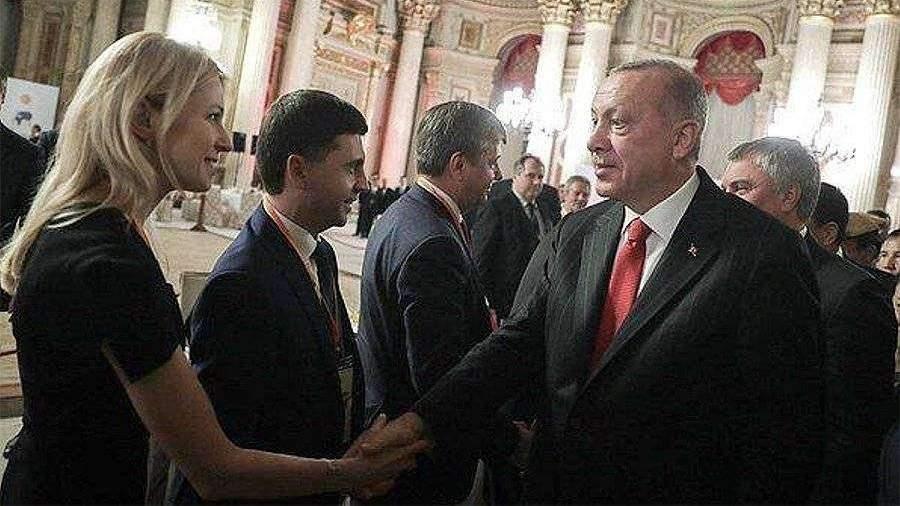 Делегаты из Крыма посетили с официальным визитом Турцию