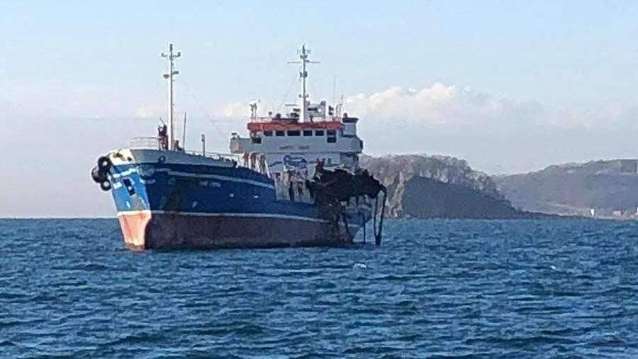 Судовладелец выплатит семьям погибших на танкере «Залив Америка» по 1 млн рублей
