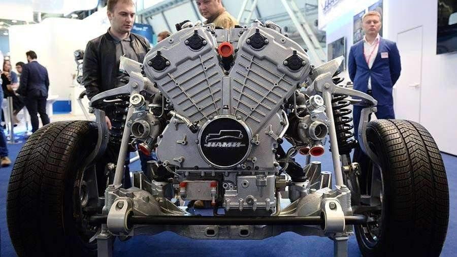 Ученые превратили автомобильный двигатель проекта «Кортеж» в авиационный