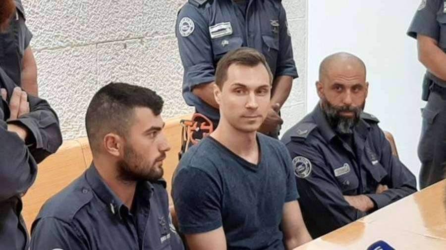 Дипломаты РФ посетили Буркова, экстрадированного из Израиля в США