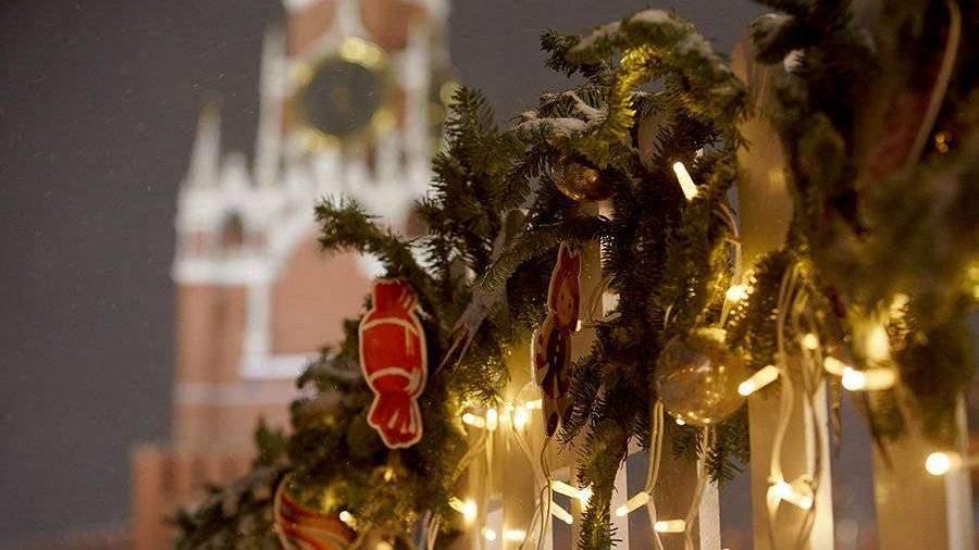 Синоптик рассказал о погоде в Новый год в Москве