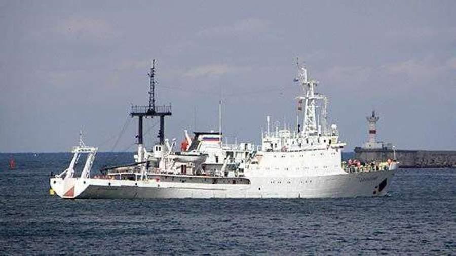 Моряки-черноморцы открыли четыре острова в Индийском океане