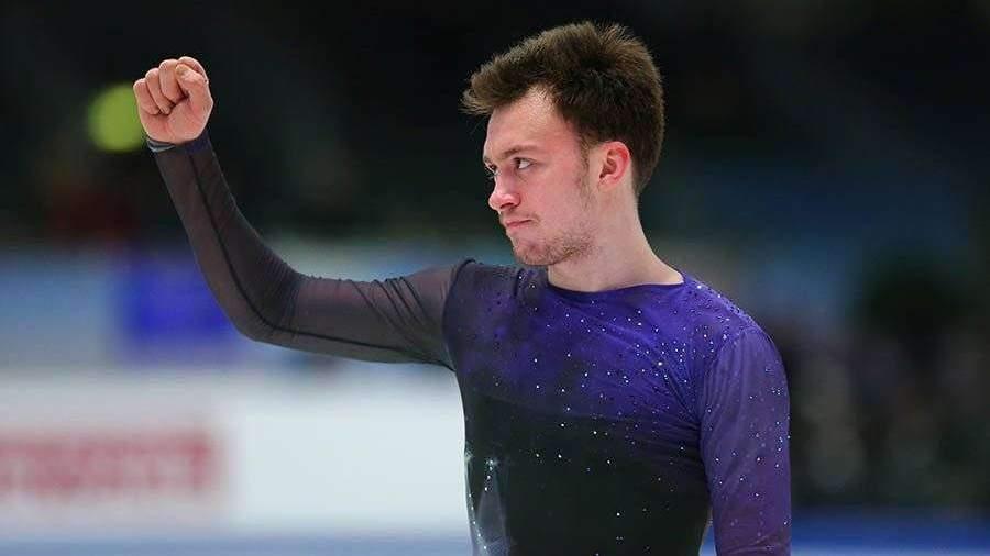 Российский фигурист Алиев выиграл золото чемпионата Европы
