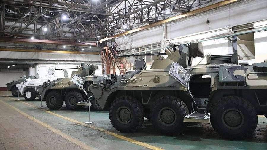 СМИ узнали о возврате России долгов за военную технику