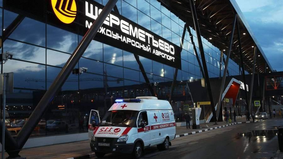 Найденных в Шереметьево детей отправили в больницу
