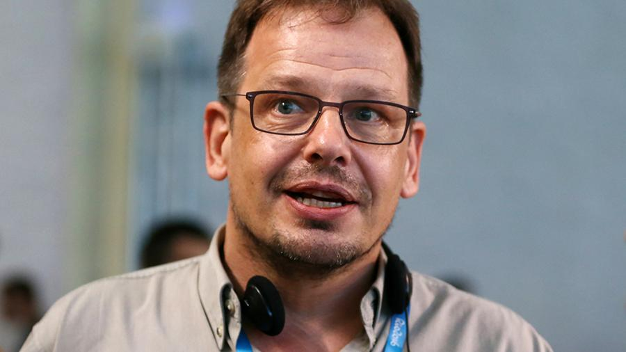 Немецкий журналист Зеппельт снял новый фильм о допинге в спорте