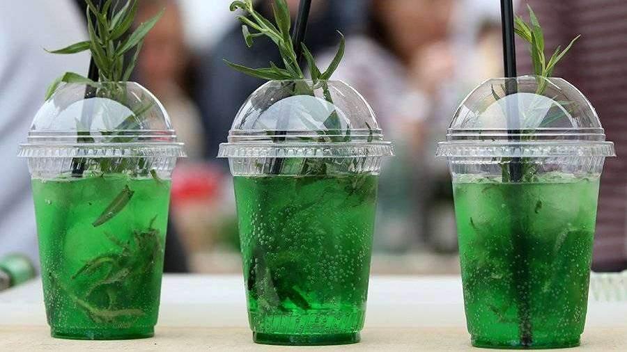 «Росконтроль» нашел вредные красители и консерванты в напитке «Тархун»