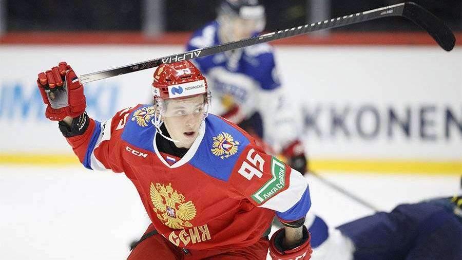 Сборная России уступила команде Финляндии в матче Евротура