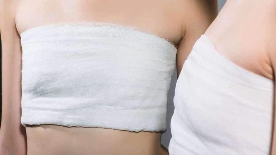 Британские ученые оценили количество недовольных размером груди женщин