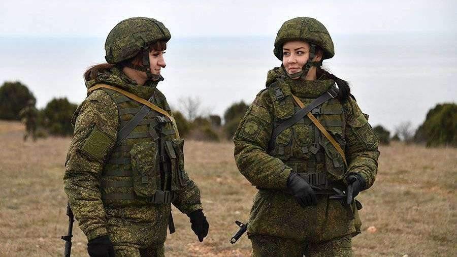 Женщины-военные выйдут на парад Победы в Севастополе после пятилетнего перерыва