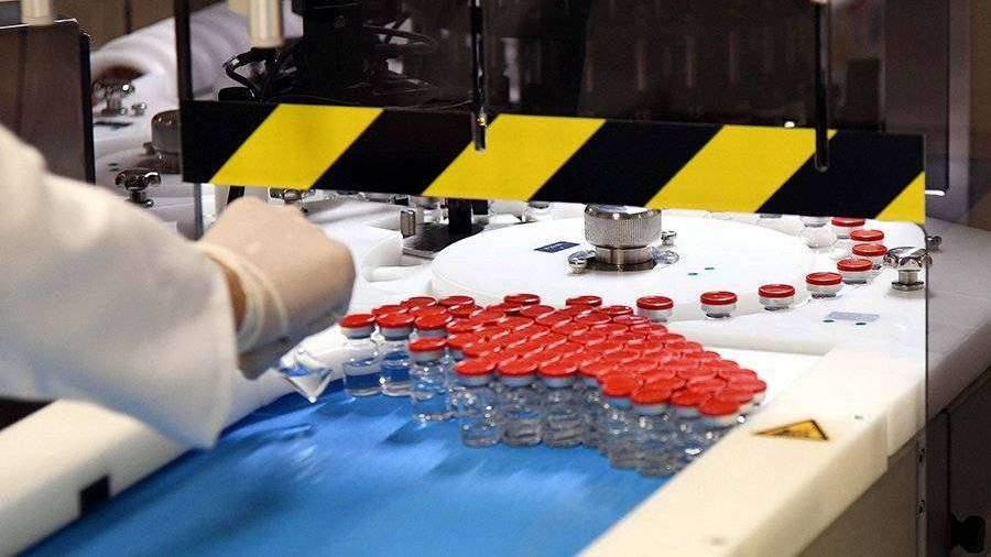 Крупнейший в Сирии завод медикаментов возобновил работу