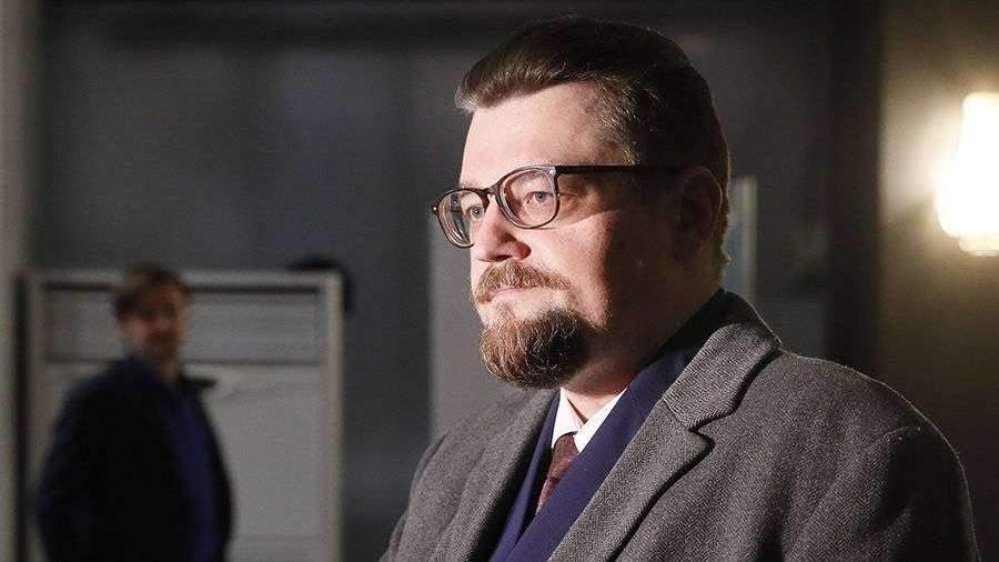 Телеведущий РЕН ТВ Андрей Добров стал лауреатом премии «Золотое перо России»