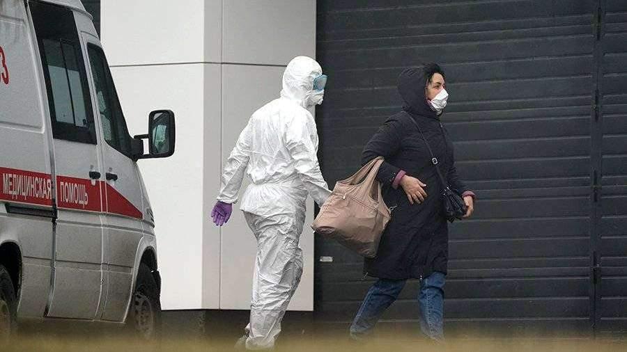 Женщина с подозрением на коронавирус сбежала из больницы в Москве | Новости | Известия | 16.03.2020