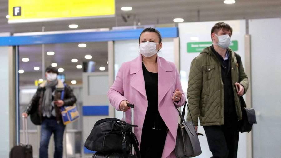 Прибывших в Москву из США, Европы, Британии, Украины и Белоруссии отправят на карантин