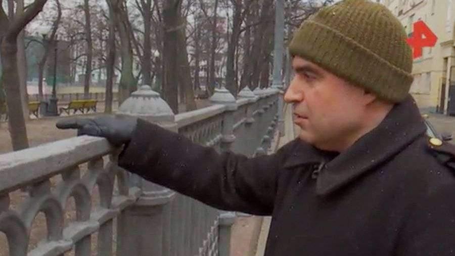 Москвич Иисус рассказал о своем задержании на Патриарших прудах