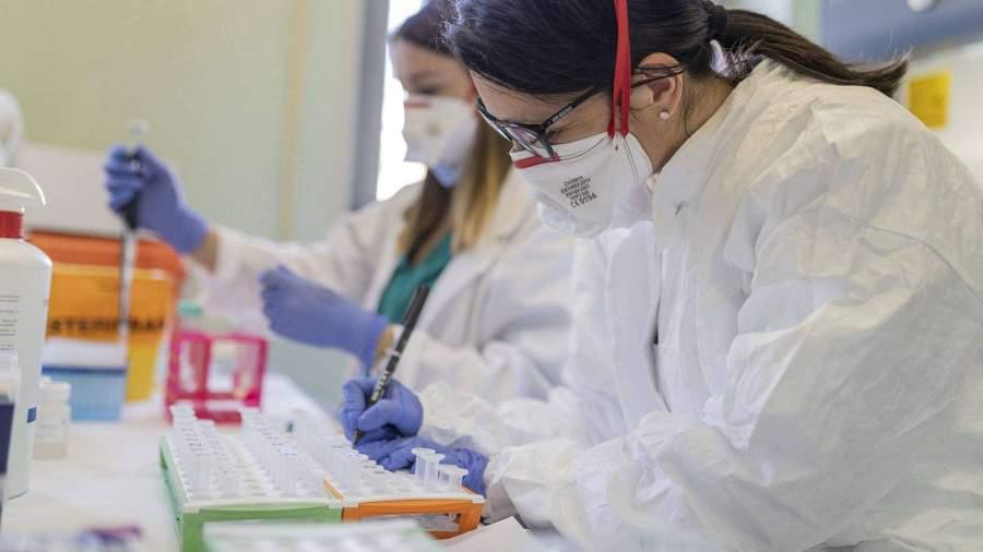 В США установили внелабораторное происхождение коронавируса