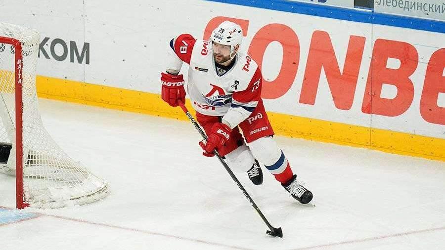 Чемпион мира по хоккею Марков завершил карьеру