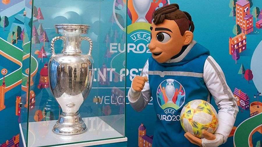 Перенесенный чемпионат Европы по футболу сохранил название Евро-2020