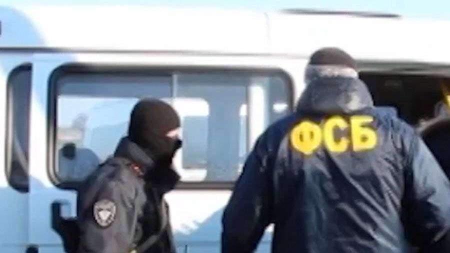 В Крыму задержаны наемники сирийских террористов