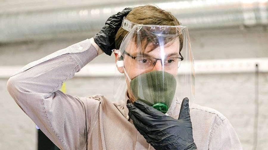 Иммунолог оценил эффективность пластиковых защитных экранов для ...