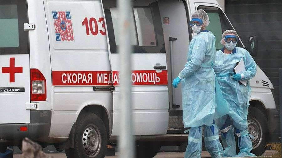Больше половины новых заболевших коронавирусом в Москве младше 45 ...