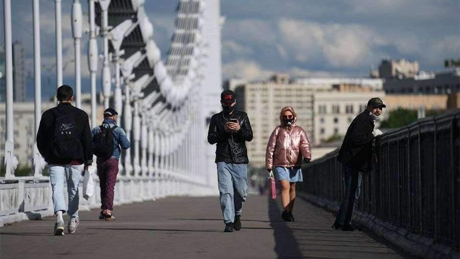 Инфекционист назвал условие возвращения Москвы к «нормальному» ритму