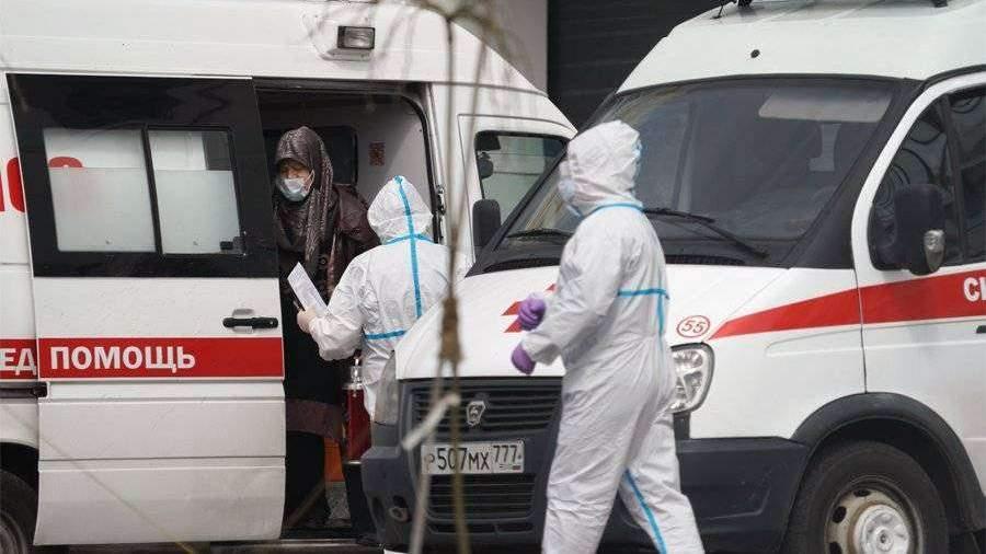 В Москве выявили 68 тыс. заболевших коронавирусом