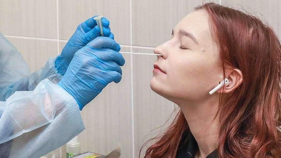 Тест на коронавирус покажет результат на третий день после заражения |  Новости | Известия | 02.05.2020