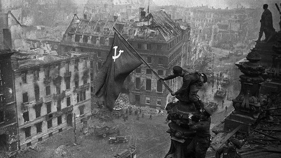 Ветеран из США осудил попытки преуменьшить роль СССР во Второй мировой