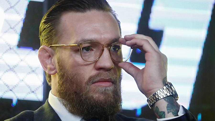Макгрегор выразил поддержку заболевшему Абдулманапу Нурмагомедову