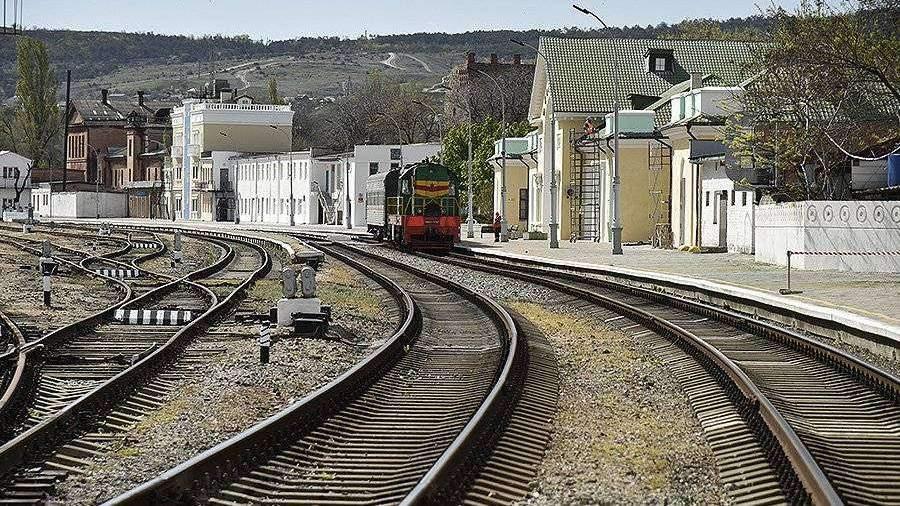 Пригородное ж/д сообщение возобновят в Крыму с 18 мая