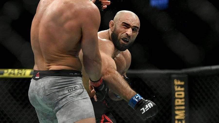 Ахмедов проведет бой с бывшим чемпионом UFC Вайдманом