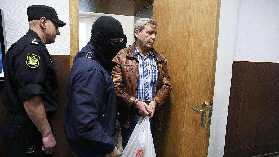 Бывшего замглавы Пенсионного фонда России перевели под домашний арест