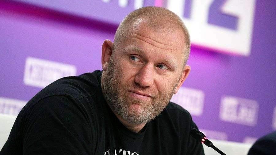 Харитонов прокомментировал решение Макгрегора завершить карьеру