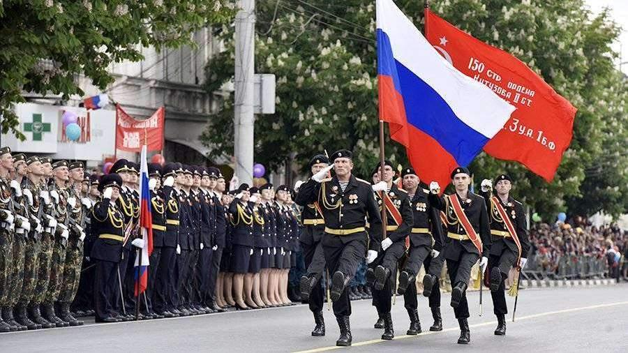 Кому предоставлена честь быть голосом парада Победы в 2021 году